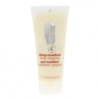 Clinique Deep Comfort Body Moisture Cosmetic 200ml Kūno kremai, losjonai