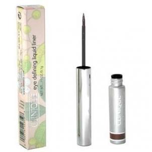 Clinique Eye Defining Liquid Liner Cosmetic 3,1g 03 Dark Brown Akių pieštukai ir kontūrai