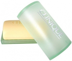 Clinique Facial Soap-Mild With Dish Cosmetic 100g. Muilas
