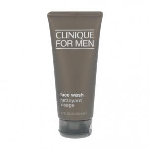 Clinique For Men Face Wash Cosmetic 200ml Veido valymo priemonės