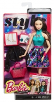 CLL36 / CLL33 Barbie Style Glam Doll with Flower Skirt Dress