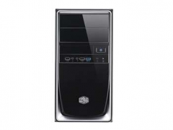 CM ELITE 344 M-ATX SILVER USB3.0 VER.