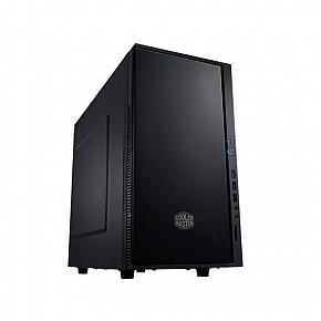 CM SILENCIO 352 M-ATX BLACK USB 3.0