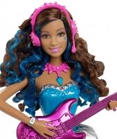 CMT17 Barbie in Rock N Royals Singing Erika Doll MATTEL BARBIE