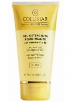 Collistar Balancing Cleansing Gel Cosmetic 150ml Veido valymo priemonės