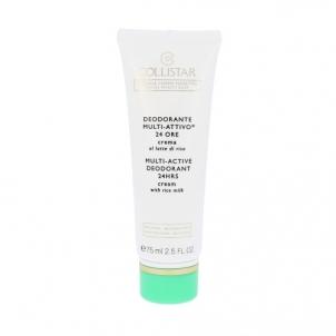 Collistar Deodorant 24h Cream Cosmetic 75ml Dezodorantai/ antiperspirantai