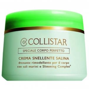 Collistar Saline Slimming Cream Cosmetic 400ml Stangrinamosios kūno priežiūros priemonės
