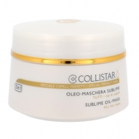 Collistar Sublime Oil Mask 5in1 All Hair Types Cosmetic 200ml Masks for hair