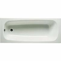 CONTINENTAL ketaus vonia 100 × 70 cm