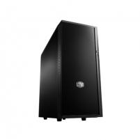 Cooler master Silencio 452, Midl tower, silent case, black, w/o PSU, mATX, ATX