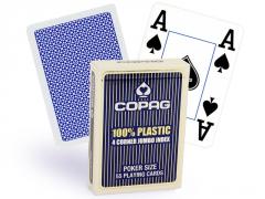 Copag 4 Corner pokerio kortos (Mėlynos) Žaidimai