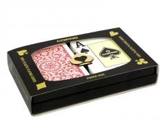 Copag dvi kortų kaladės specialioje pakuotėje Žaidimai, kortos