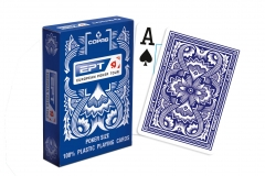 Copag EPT pokerio kortos (Mėlynos).