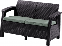 Corfu Love Seat sofa Miscellaneous outdoor furniture