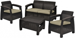 Corfu set lauko baldų komplektas Outdoor furniture sets