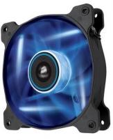 Corsair PC case fan AF120 Quiet Edition LED Blue,120mm, 3pin, 1500 RPM, 25.2 dBA