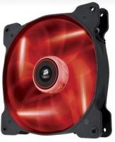 Corsair PC case fan AF140 Quiet Edition LED  Red,140mm, 3pin,1200 RPM