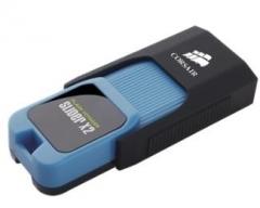 Corsair USB Flash Voyager Slider X2 32GB USB 3.0, Read 200MBs - Write 90MBs