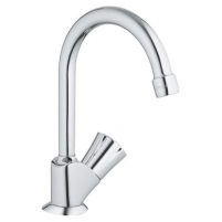 Costa L pillar tap with sw.tube spout