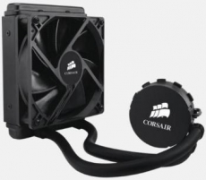 CPU vandens aušinimo sistema Corsair Cooling™ H55