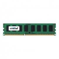 Crucial 4GB, 240-pin DIMM, DDR3 1600MHz, CL11, Unbuffered, non ECC, PC3-12800, 1.35V