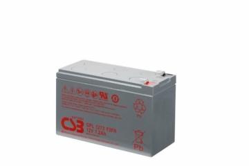 CSB 6 baterijų rinkinys GPL1272 F2 12V/7.2Ah, long life