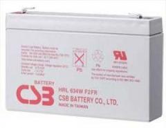 CSB baterija HRL 634W 6V 34W UPS priedai