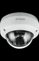 D-Link Kamera IP 3 Mpx, PoE, IP66, IR 20m