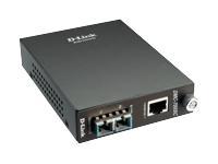 D-Link konverteris GigabitEthernet 1000BaseT(RJ45)-1000BaseSX MM(SC-Duplex)-550m