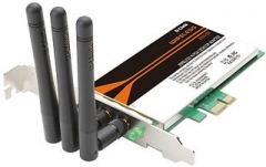 D-Link Rangebooster tinklo plokštė PCI-E Wireless N