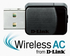 D-Link Wireless AC DualBand USB Micro Adapter
