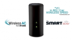 D-Link Wireless AC1750 Dual Band Gigabit Cloud Router USB 3.0