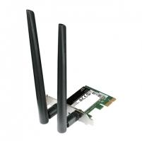 D-LINKDWA-582, Wireless 802.11n Dual Band PCIe desktop adapter, PCIe x1