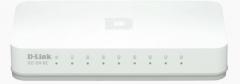D-LinkGo 8 Port 10/100 Unmanaged Switch