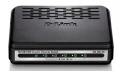 D-LinkGo GigaExpress Switch 5x1000Mbit (RJ45)