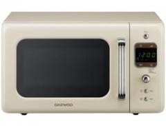 DAEWOO KOR-6LBRC Retro Mikrobangų krosne