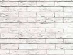 DAILYLENTĖ PLASTIKINĖ MOTIVO Mattone bianco/LOFT BRICK 2,65M*25CM VOX Dailylentės (PVC, MPP, medžio)