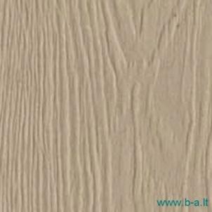 Dailylentės ECOTEX sienoms plotis 585 mm , dažomos,,plačios, 23-M,R (spalva šv.rusva) Dailylentės (PVC, MPP, medžio)
