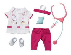 Набор доктора для куклы BABY born Zapf creation 819340 Toys for girls