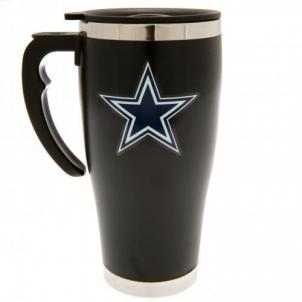 Dallas Cowboys prabangus kelioninis puodelis