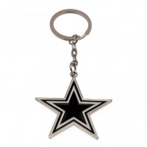 Dallas Cowboys raktų pakabukas