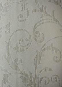 DANDELION 6599-30, 10,00x0,53cm gelsvi ornamentais tapetai