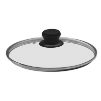 Dangtis Stoneline 8120 Lid, Diameter 20 cm, Transparent Covers