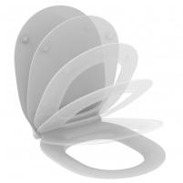 Dangtis WC Ideal Standard Connect, Air Thin медленно нисходящий Уборная шкафы
