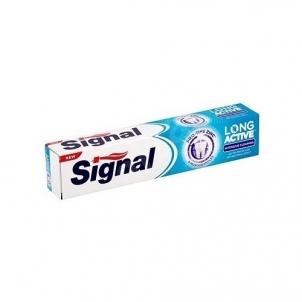 Dantų pasta Signal Toothpaste with micro (Long Active Intensive Cleaning) 75 ml Dantų pasta, skalavimo skysčiai