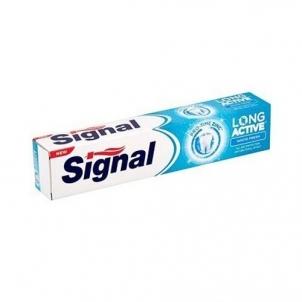 Dantų pasta Signal Whitening toothpaste for fresh breath (Long Active White Fresh) 75 ml Dantų pasta, skalavimo skysčiai