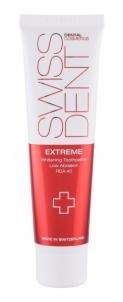Swissdent Extreme Whitening Toothpaste Cosmetic 100ml Dantų pasta, skalavimo skysčiai