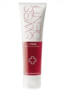 Dantų pasta Swissdent Whitening toothpaste Extreme (Whitening Toothpaste) 100 ml Dantų pasta, skalavimo skysčiai