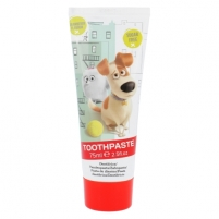 Dantų pasta Universal The Secret Life Of Pets Toothpaste Strawberry Cosmetic 75ml Oral hygiene