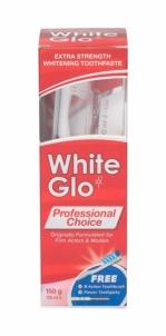 Dantų pasta White Glo Professional Choice Toothpaste 100ml